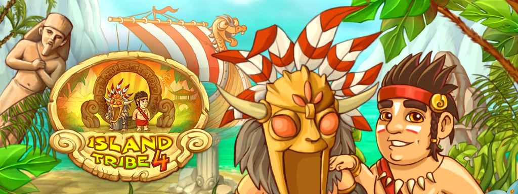 Update of Island Tribe 4 is avaible on iOS and Android!