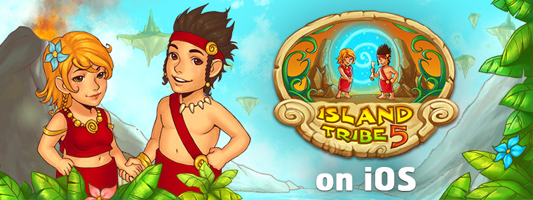 Island Tribe 5 comes to the App Store!