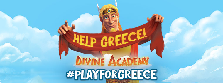 Play for Greece!