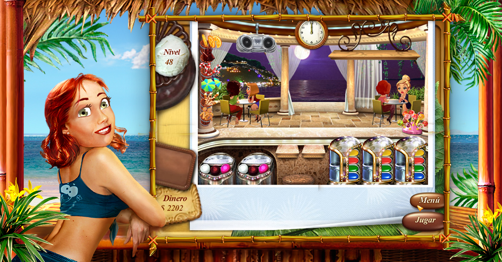 Screenshot № 6. Download Ice Cream Mania and more games from Realore website