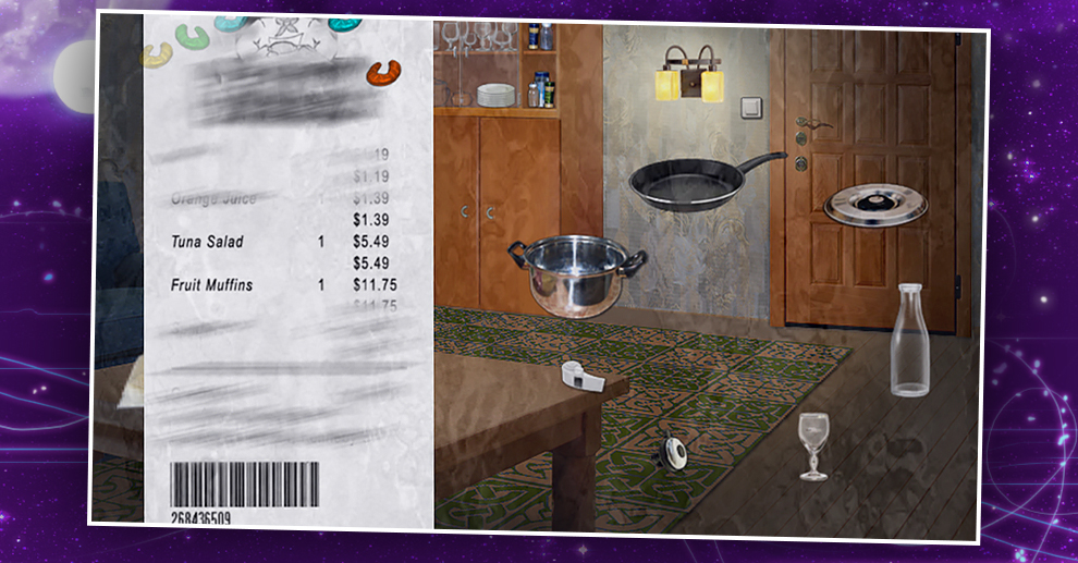 Screenshot № 3. Download Dream Sleuth and more games from Realore website