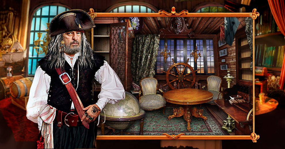 Screenshot № 4. Download Legends of Pirates and more games from Realore website