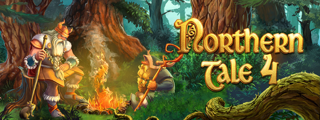Update of Northern Tale 4 is avaible on iOS and Android!
