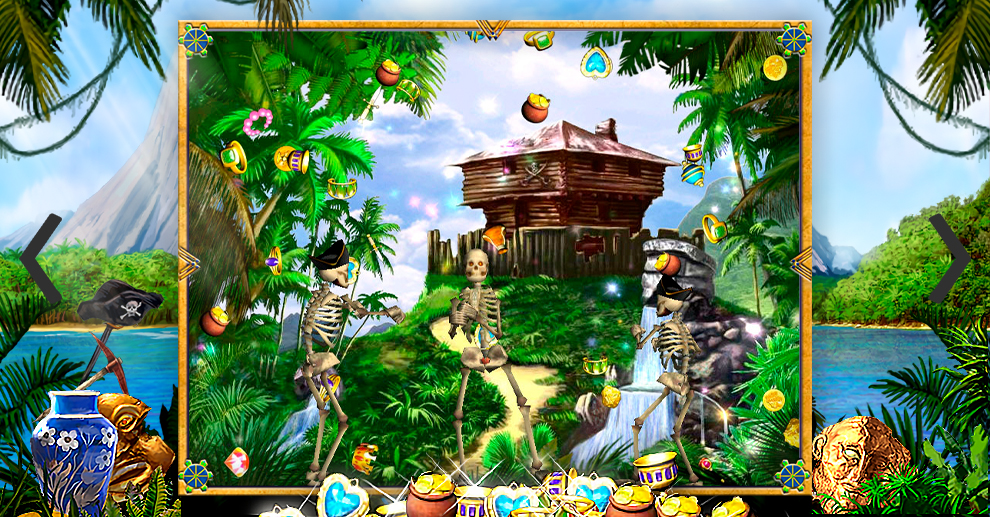 Screenshot № 5. Download Treasure Island and more games from Realore website