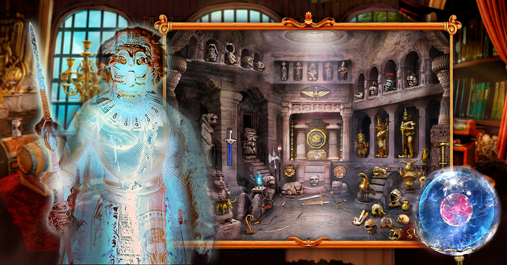 Screenshot № 3. Download Legends of Pirates and more games from Realore website