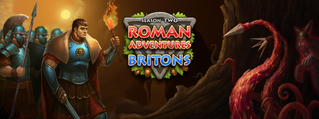 Adventures of the brave Romans continue in the already beloved game serial Roman Adventures - Season 2!