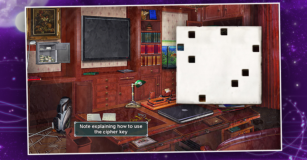 Screenshot № 2. Download Dream Sleuth and more games from Realore website