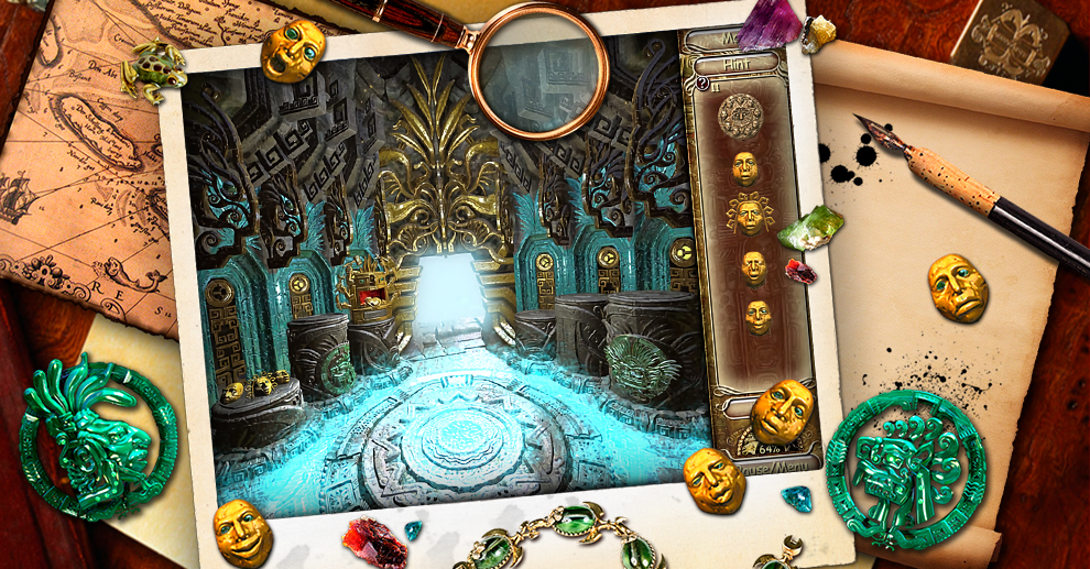 Screenshot № 5. Download Laura Jones and the Gates of Good and Evil and more games from Realore website