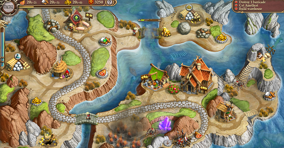 Screenshot № 5. Download Northern Tale 5: Revival. Collectors Edition and more games from Realore website