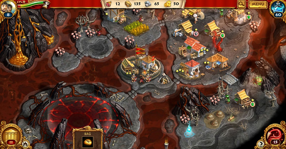 Screenshot № 8. Download Roman Adventures: Britons. Season 2 and more games from Realore website