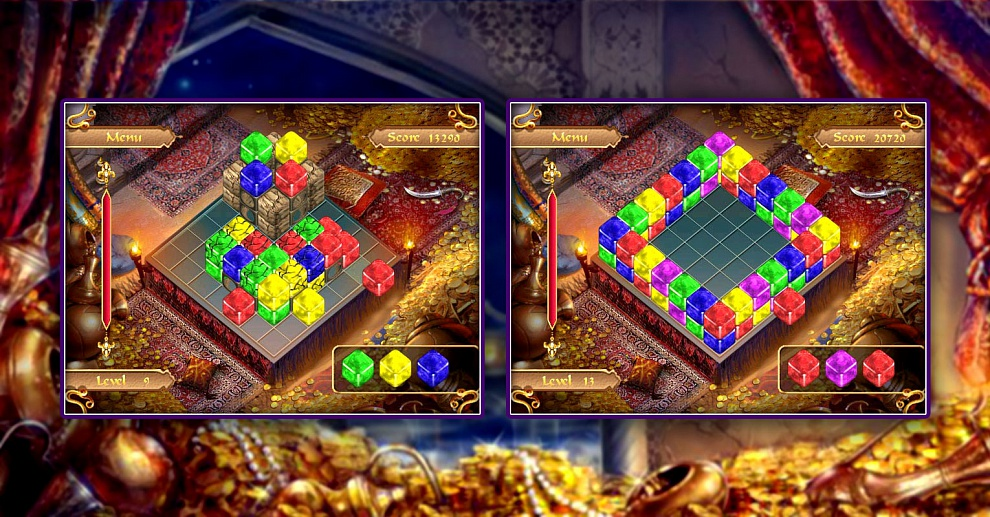 Screenshot № 2. Download Treasure of Persia and more games from Realore website