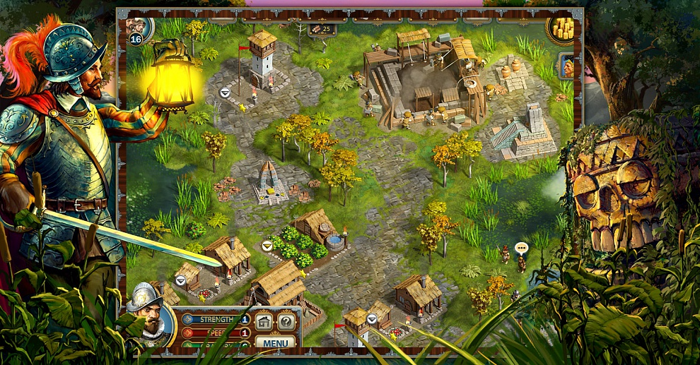 Screenshot № 2. Download Adelantado Trilogy. Book Two and more games from Realore website