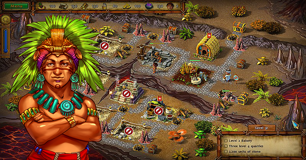 Screenshot № 3. Download Moai 3: Trade Mission Collector's Edition and more games from Realore website