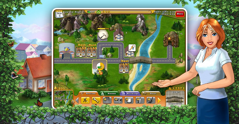 Screenshot № 5. Download Jane's Realty 2 and more games from Realore website