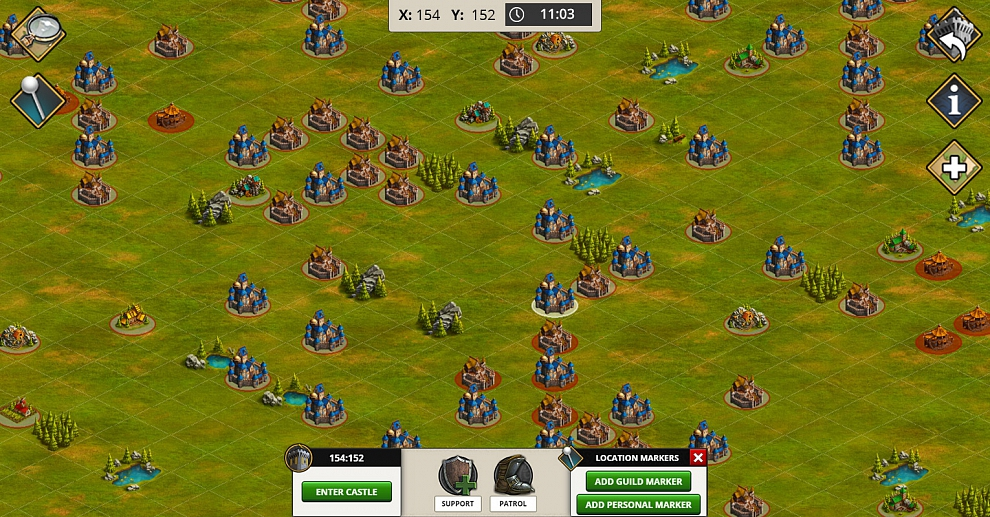 Screenshot № 5. Download Khan Wars and more games from Realore website