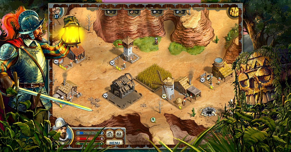 Screenshot № 7. Download Adelantado Trilogy. Book Two and more games from Realore website