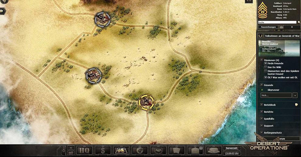 Screenshot № 3. Download Desert Operation and more games from Realore website