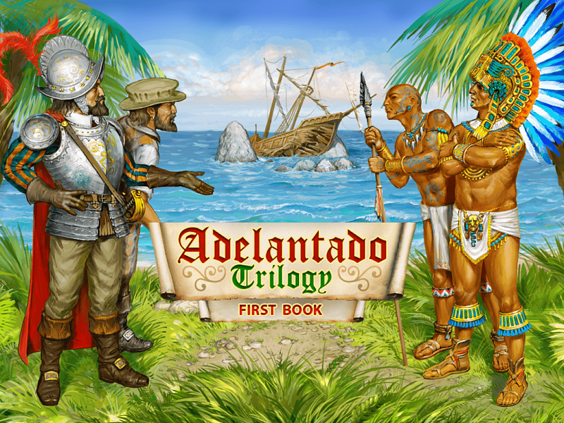 Screenshot № 1. Download Adelantado Trilogy. Book One and more games from Realore website