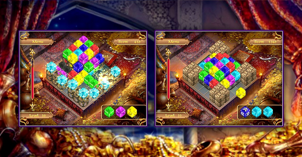 Screenshot № 3. Download Treasure of Persia and more games from Realore website