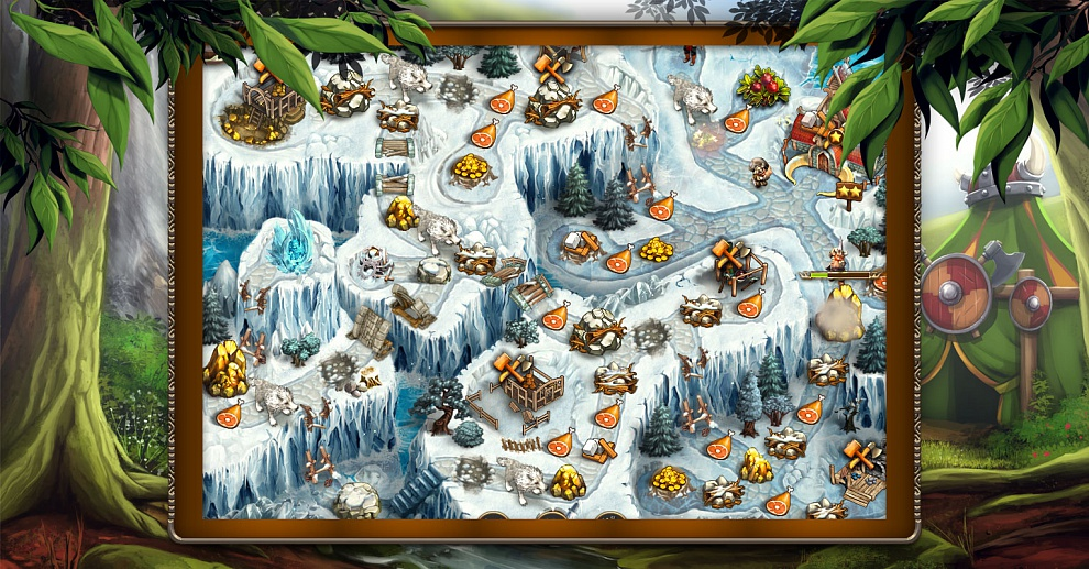 Screenshot № 6. Download Northern Tale 3  and more games from Realore website