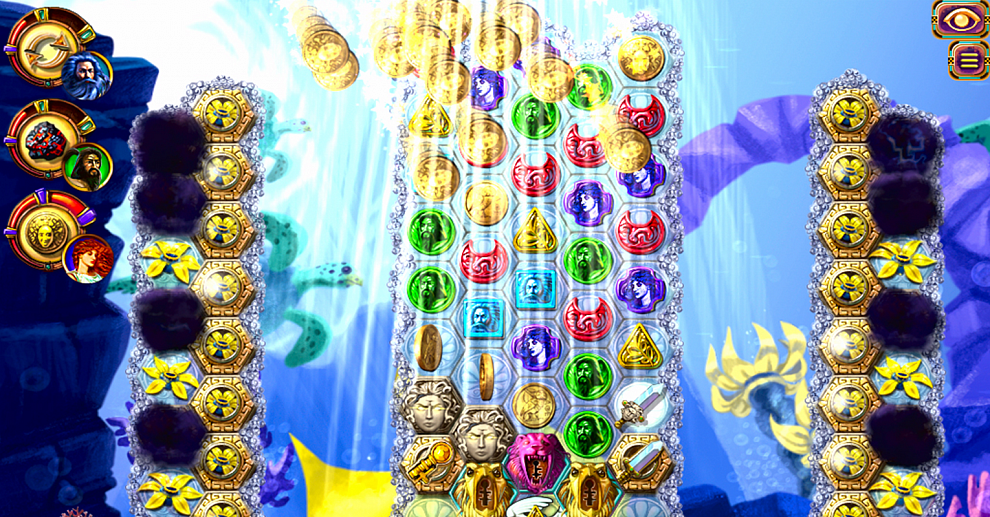 Screenshot № 5. Download Heroes Of Hellas Origins: Part One and more games from Realore website