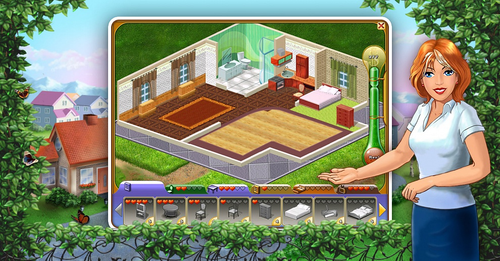 Screenshot № 2. Download Jane's Realty 2 and more games from Realore website
