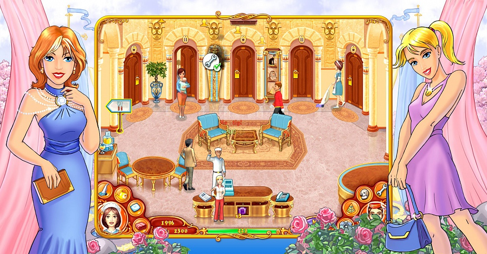 Screenshot № 4. Download Jane's Hotel 3: Mania and more games from Realore website