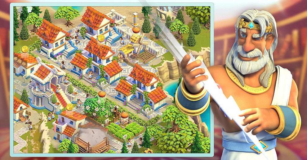 Screenshot № 1. Download Divine Academy and more games from Realore website