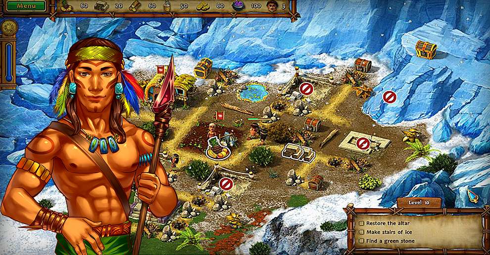 Screenshot № 4. Download Moai 3: Trade Mission Collector's Edition and more games from Realore website