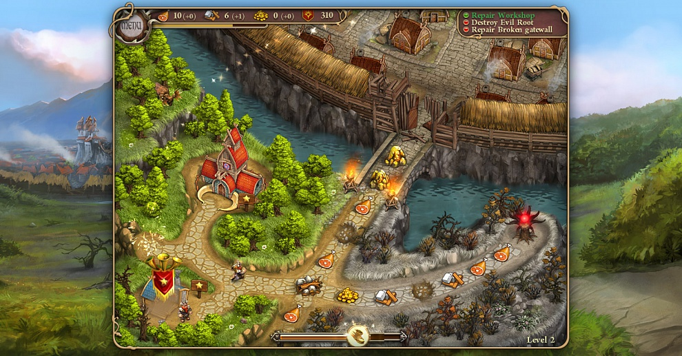 Screenshot № 2. Download Northern Tale 2 and more games from Realore website