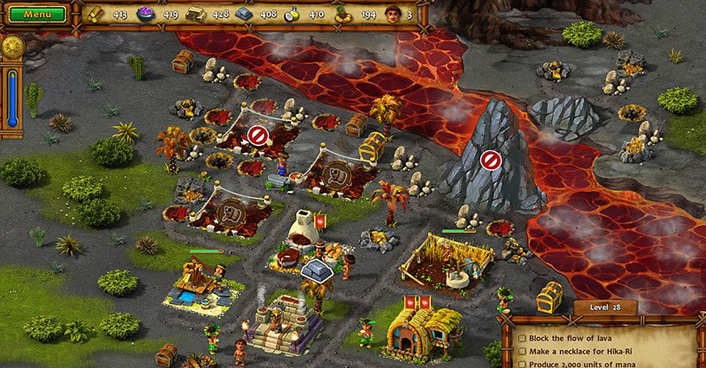 Screenshot № 3. Download Moai IV: Terra Incognita Collector's Edition and more games from Realore website