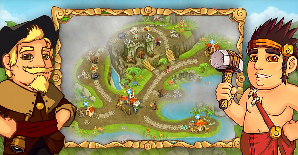 Screenshot № 5. Download Island Tribe 2 and more games from Realore website