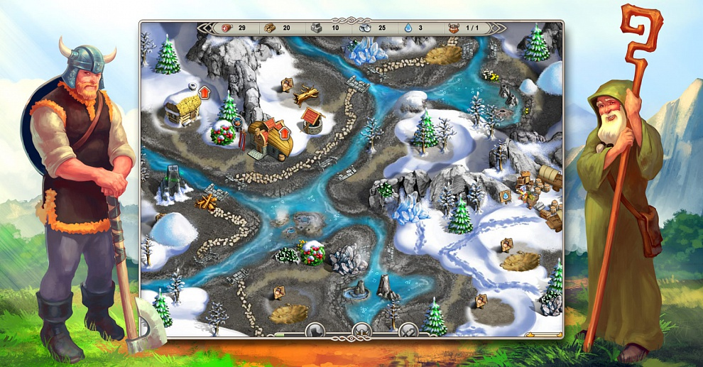 Screenshot № 5. Download Viking Saga 3: Epic Adventure and more games from Realore website