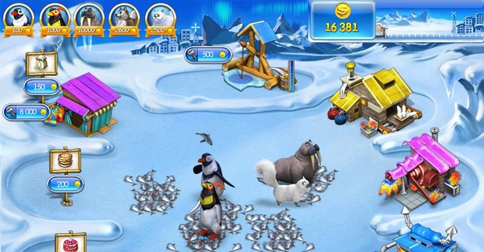 Screenshot № 5. Download Farm Frenzy 3 and more games from Realore website