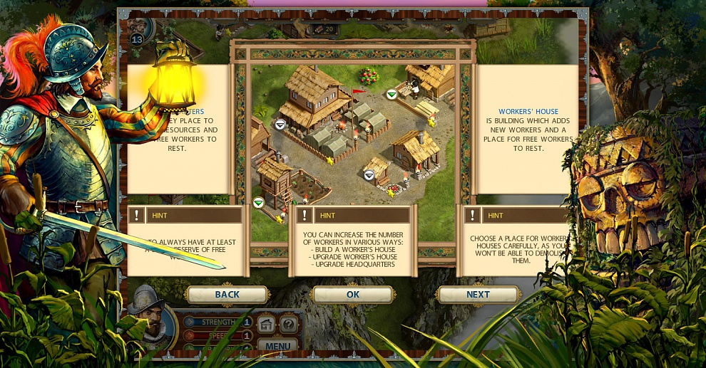 Screenshot № 3. Download Adelantado Trilogy. Book Two and more games from Realore website
