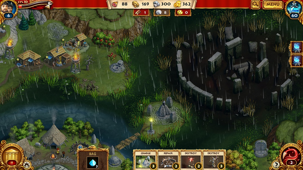 Screenshot № 7. Download Roman Adventures: Britons. Season 1 and more games from Realore website