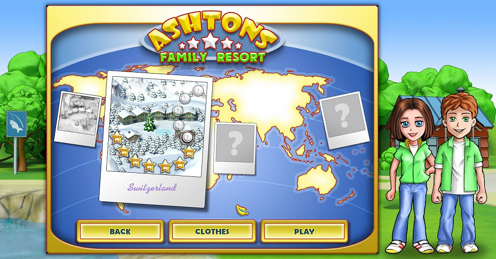 Screenshot № 3. Download Ashtons: Family Resort and more games from Realore website