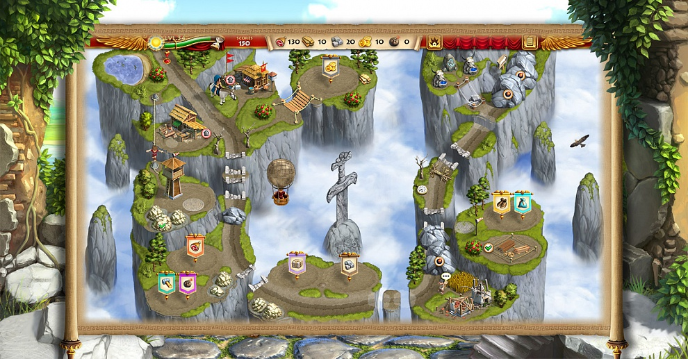 Screenshot № 5. Download Roads of Rome: New Generation 2 and more games from Realore website