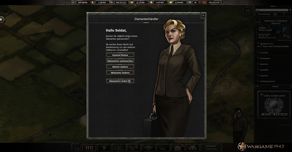 Screenshot № 4. Download Wargame 1942 and more games from Realore website