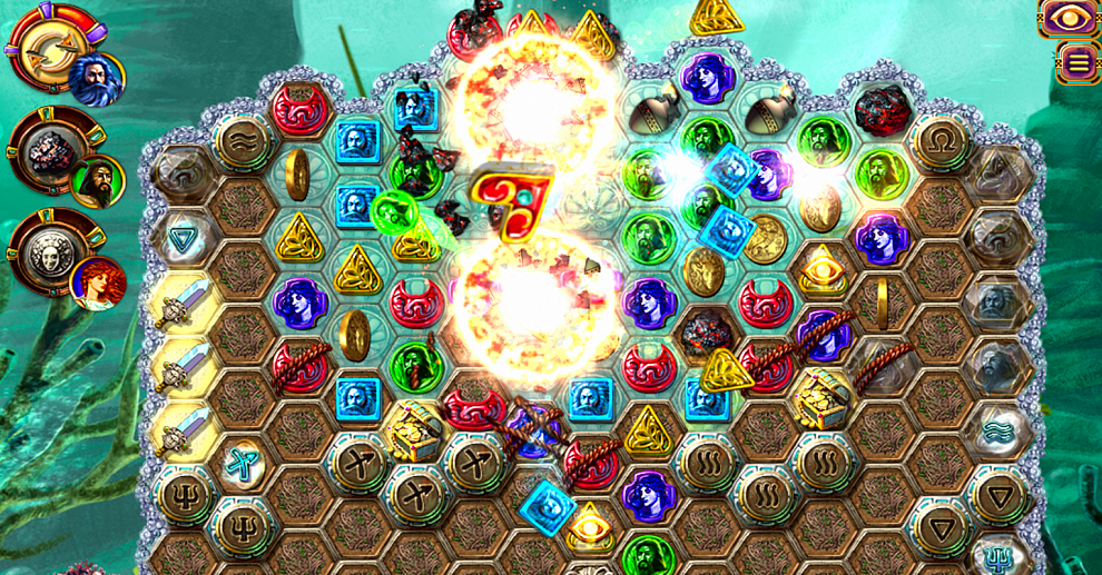Screenshot № 2. Download Heroes Of Hellas Origins: Part One and more games from Realore website