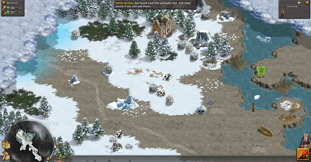 Screenshot № 9. Download Totem Tribe II: Jotun and more games from Realore website