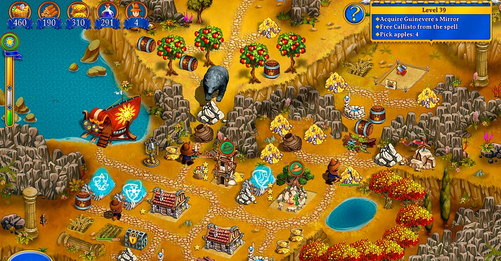 Screenshot № 5. Download New Yankee 8: Journey of Odysseus CE and more games from Realore website