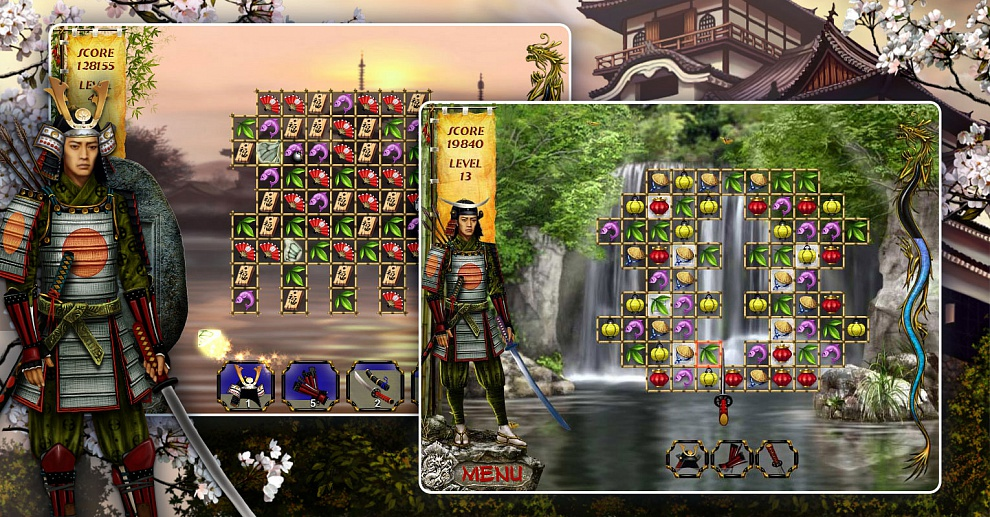 Screenshot № 2. Download Age of Japan 2 and more games from Realore website