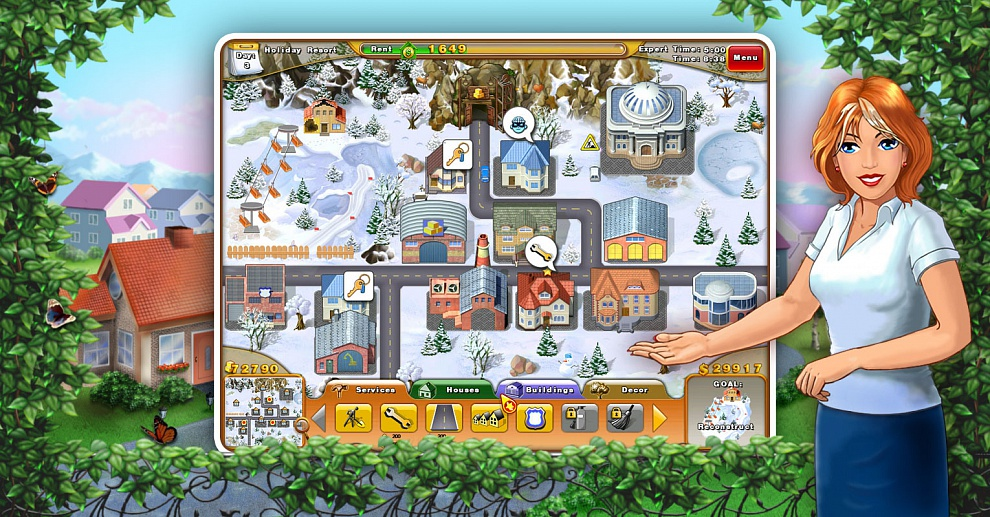 Screenshot № 8. Download Jane's Realty 2 and more games from Realore website