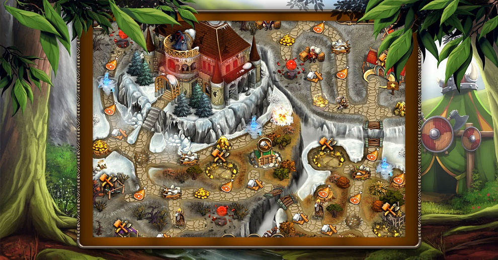 Screenshot № 4. Download Northern Tale 3  and more games from Realore website