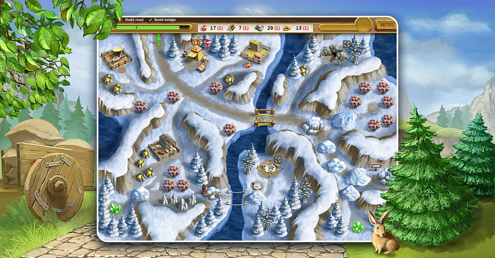 Screenshot № 3. Download Roads of Rome and more games from Realore website
