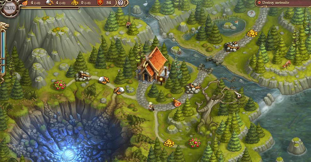 Screenshot № 1. Download Northern Tale 5: Revival. Collectors Edition and more games from Realore website