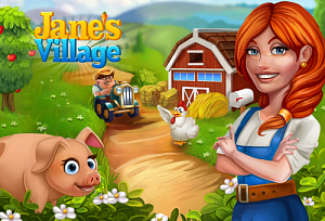 announcement picture Jane's  Village