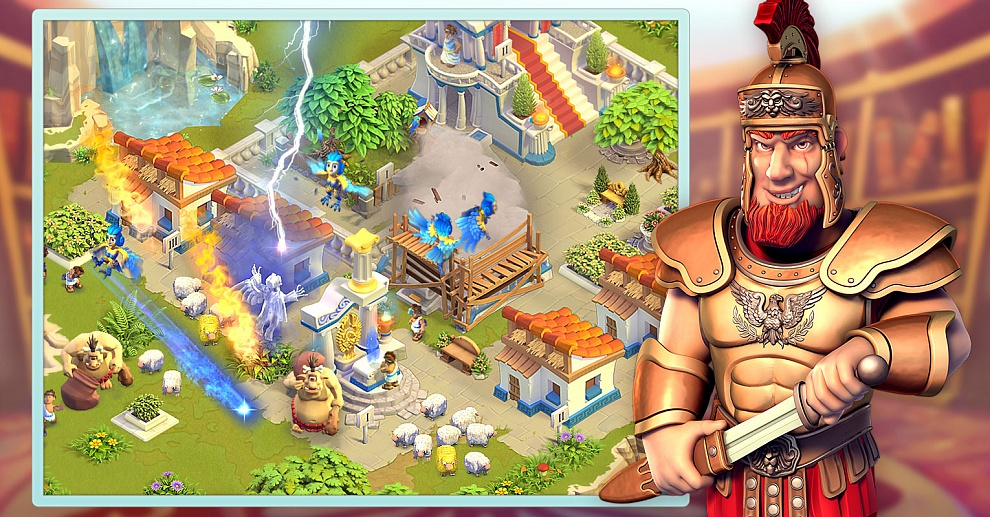 Screenshot № 3. Download Divine Academy and more games from Realore website
