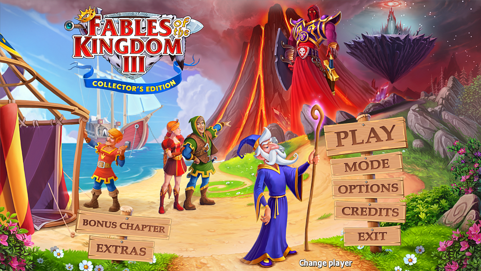 Screenshot № 5. Download Fables of the Kingdom III Collector's Edition and more games from Realore website